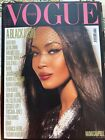 Vogue Italia n. 695 A Black Issue July 2008 Naomi Campbell Cover, Steven Meisel
