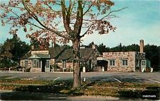 1950s Leicester Massachusetts Castle Restaurant Dairy Bar Sommerfiield 2972