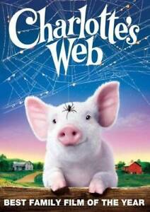 Charlotte's Web (Widescreen Edition) - DVD - VERY GOOD