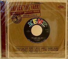 UNLOCK THE LOCK 'THE KENT RECORDS STORY - VOL# 1' - 2CD Set on KENT