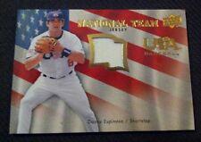 Danny Espinosa 2008 Upper Deck USA National Team Jersey Card #USA-DE Nationals