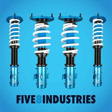 For 02-07 Subaru Impreza WRX Five8 Industries Height Adjustable Coilovers Kits
