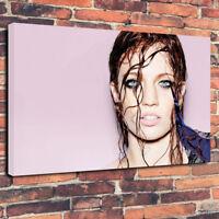 Jess Glynne Clean Bandit Rather Be Music Love Song Lyric Print Poster Valentine