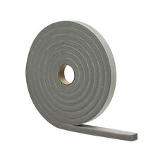 M D Building Products 2279 High Density Foam Tape, 1/4 X 1/2in