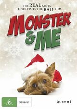 Monster & Me DVD Region 4 (VG Condition)   and