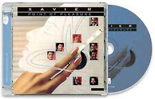 Xavier - Point Of Pleasure      new  cd    Remastered  PTG