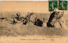 CPA  Cannes - Rochers de la Bocca  (639347)