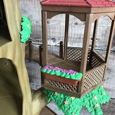 Sylvanian Families Spares | Old Oak Hollow Tree House Veranda Flower Box x 1