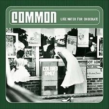 Common Like Water for Chocolate Vinyl 2xlp