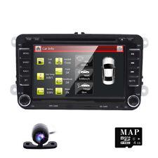 """AUTORADIO 7"""" 2DIN  Pour vw golf 5 6 polo passat EOS seat leon skoda DVD GPS Navi"""
