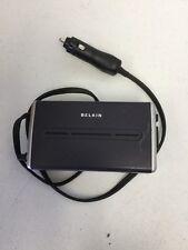 Belkin DC/AC F5C400-140W 140 Watt Power Inverter. Used