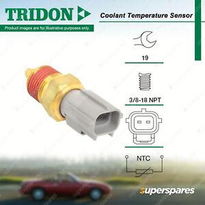 Tridon Coolant Temperature Sensor for Mazda 121 Metro Demio Mazda2 DY MPV LW
