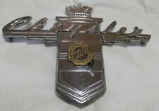 1942/1946~1948 CHRYSLER NEWPORT/NEW YORKER/WINDSOR TRUNK EMBLEM/BADGE