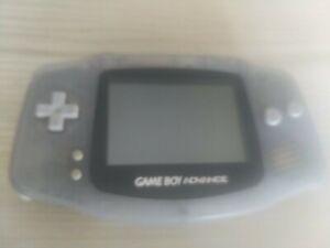 Nintendo game boy advance !!! Rare