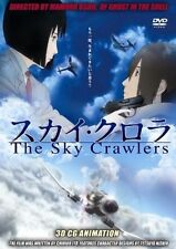 The Sky Crawlers - NEW DVD