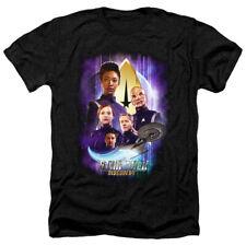 Star Trek Discovery Discoverys Finest Heather Camiseta Adulto