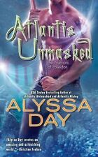 Atlantis Unmasked by Alyssa Day 2009 Paperback Warriors of Poseidon Series Book4