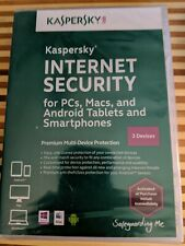 Kaspersky Lab Internet Security (PC/MAC, Mobile Devices, 2013) NEW