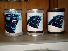 3 Carolina Panthers Nfl Pen Cans Office Supplies Sports Memorabilia Fans School