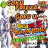 Dokkan Battle - Goku & Frieza LR + Goku UI with 500 Dragon Stones - Fresh Global