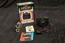 Lomography Holga CFN 120 with Color Flash Medium Format Film Camera