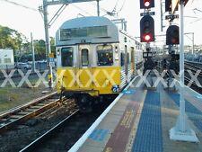 2016 Sydney Train S Set Photo Railway NSWGR POSTAGE DISCOUNT