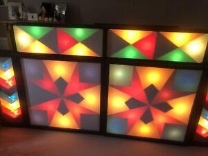 disco light screens