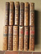 PARMENTIER : BIBLIOTHEQUE PHYSICO ECONOMIQUE, 1782-1791. 13 volumes, planches