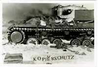 Russland Orel Orjol soviet heavy tank russischer Panzer Winter 1942 Pz.P K 693-2