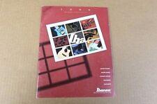 Ibanez Guitar Catalog 1994