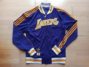 Magic Johnson Adidas LIMITED Legendary Player Jacket Jacke LA Lakers NBA Sz. M