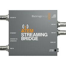 New listing Blackmagic Design Atem Streaming Bridge for Atem Mini Pro Streaming Switchers