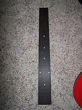 """NEW GUILD Ebony Fret board Fingerboard MOP 20 Frets 25.5"""" Scale 12 Radius SALE"""