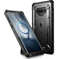 For Galaxy Note 10 / S9 Case,Poetic Full Coverage Shockproof Tough Back Cover
