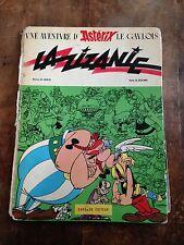 la zizanie EO 1970 les aventures d'asterix goscinny et uderzo