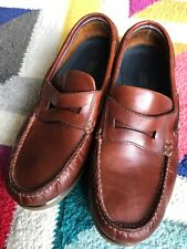 Marks & Spencers Brown Loafers 9.5