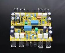Ein Paar assembeld Classic symasym 5-3 Discrete Power Amplifier Board 200W + 200W