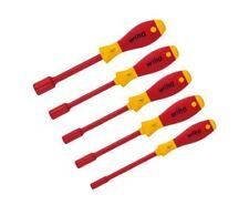 Wiha 1000v VDE 5 pezzi DADO ESAGONALE Spinner Set di cacciaviti 5.5mm 7mm 8mm 10mm 13mm