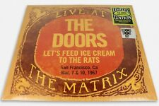 "THE DOORS | The Matrix Part II | RSD 2018 SEALED Numbered 1 x 180g 12"" Vinyl"