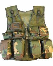 Enfants Gilet Militaire Combat Style Britannique Camouflage Dpm Tactique Jeu