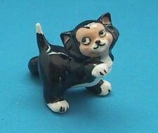 Vintage Hagen Renaker DW Walt Disney's FIGARO Pinocchio Cat Figurine **RARE**