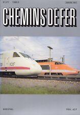 revu AFAC accidents,horaires,Paris-Granville,Allemagne,TGV A,trains des régions