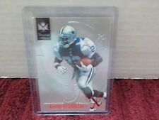 1995 NFL Classic Experience #0541 Emmitt Smith Genuine Silver Insert #X-10 NM-MT