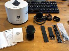 Motorola Moto 360 1st Generation 46mm, Used, in good condition