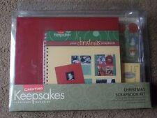Creating Keepsakes YOUR CHRISTMAS Scrapbook Magazine Kit New