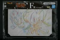 japan k) Ichiban Kuji: Dragon Ball Extreme Saiyan Memorial Genga Art (3)