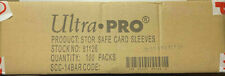 10000 Ultra Pro Soft Penny Card Sleeves Sealed Case Standard Size (100 Bags)