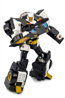 Transformers Generations Selects Collectable Deluxe R.E.D - Ricochet Stepper