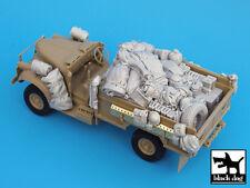 Black Dog 1/35 British SAS / LRDG Chevrolet North Africa 1942 Accessories T35015
