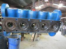 NEW Cast Ductile Iron Bare Fluid Cylinder For NOV 163Q-4M Quintuplex Pump